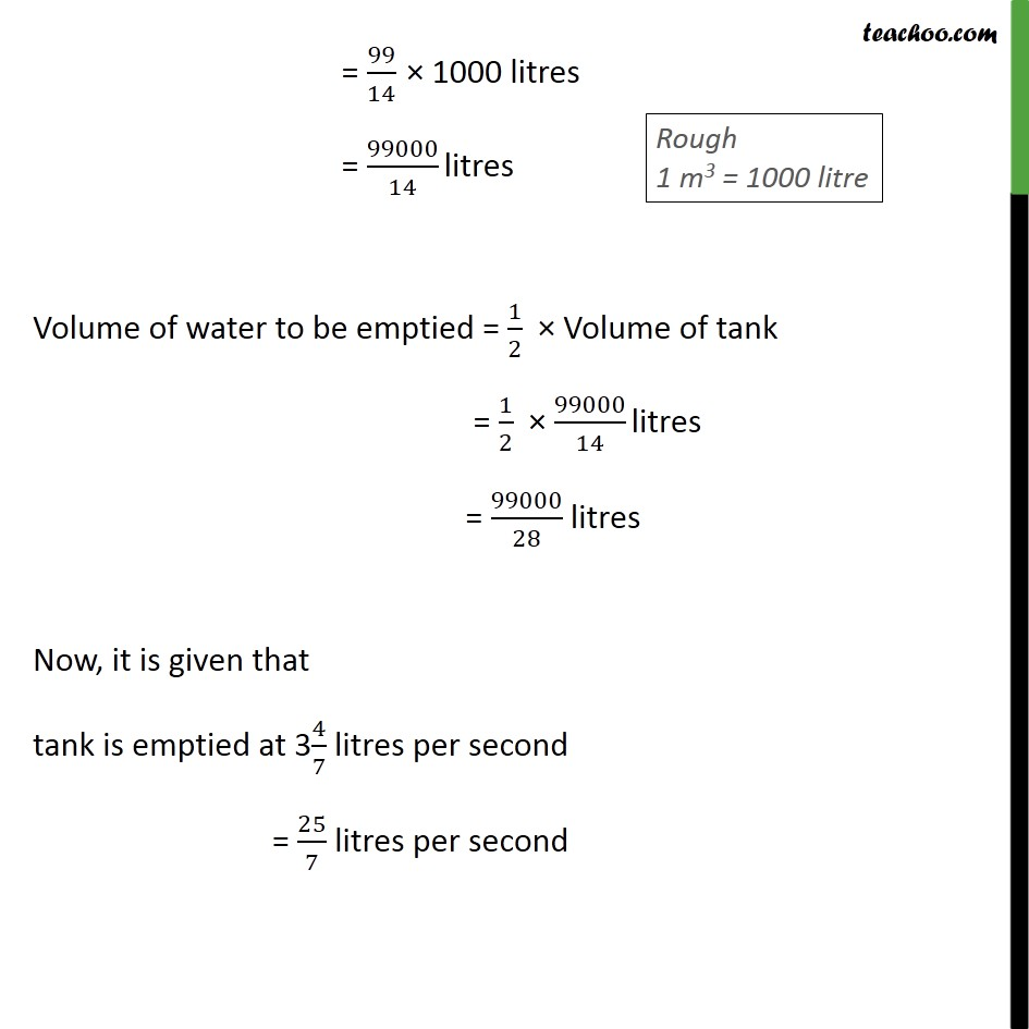 Example 11 - Chapter 13 Class 10 Surface Areas and Volumes - Part 2