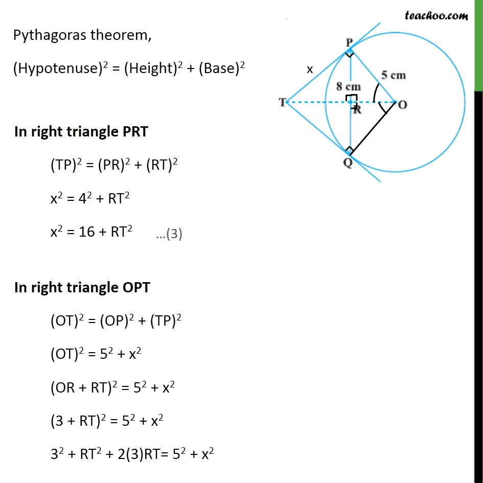 Example 3 - Chapter 10 Class 10 Circles - Part 10