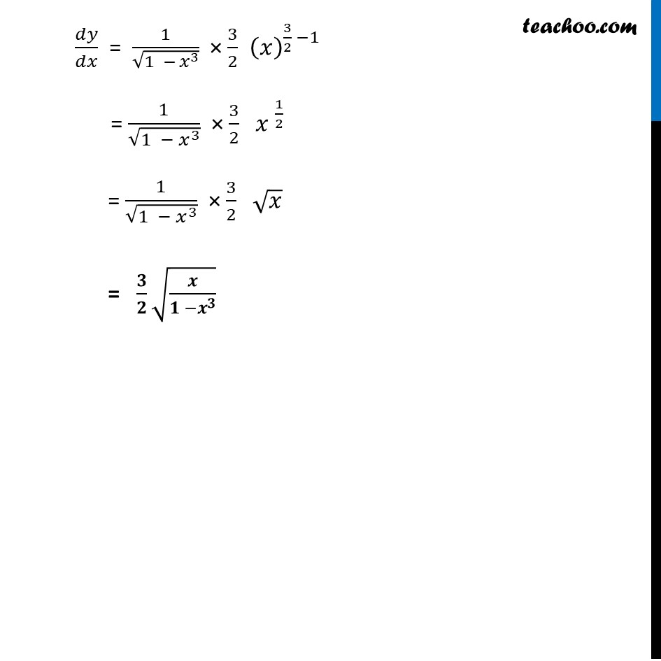 Misc  4 - Chapter 5 Class 12 Continuity and Differentiability - Part 2