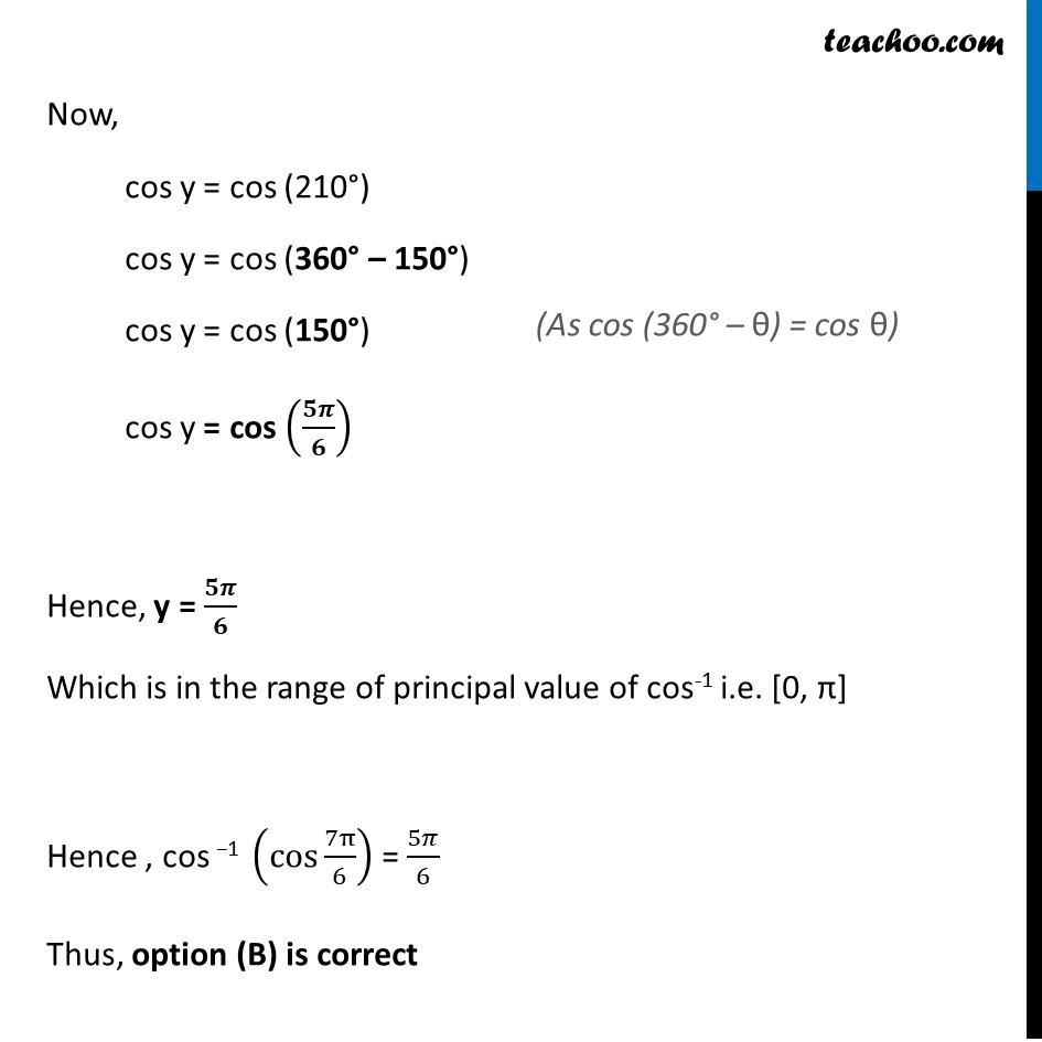 Ex 2.2, 19 - Chapter 2 Class 12 Inverse Trigonometric Functions - Part 2
