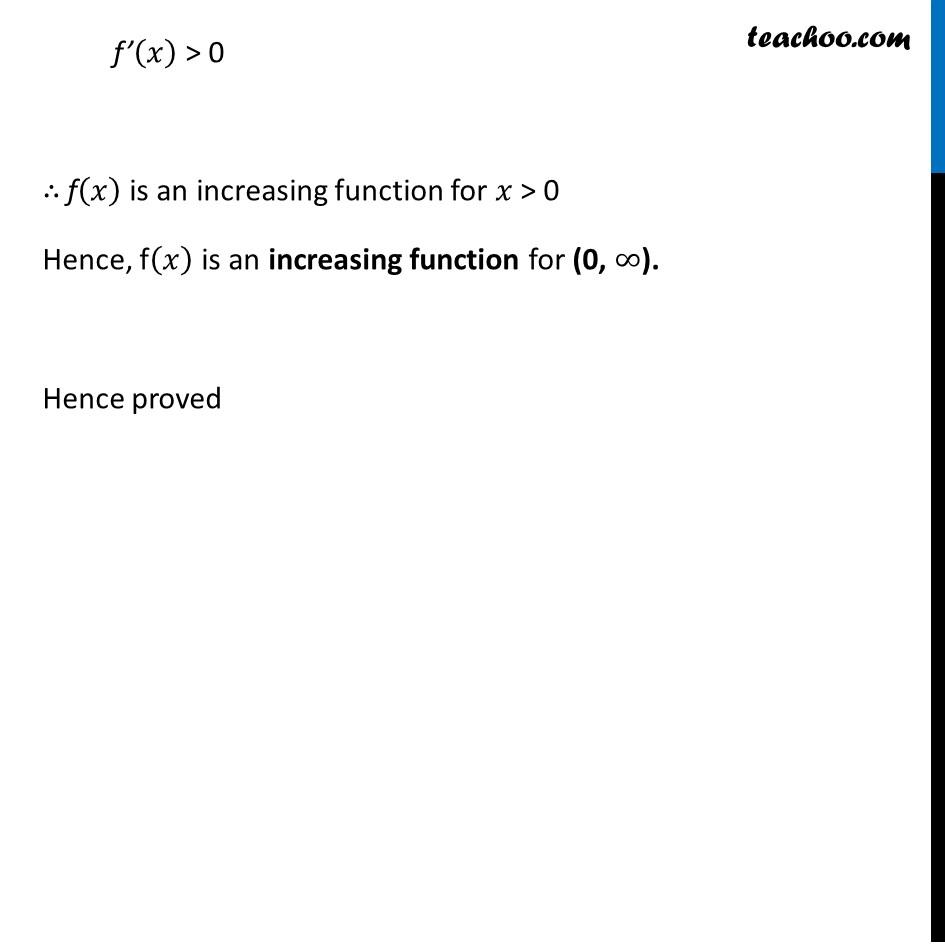 Ex 6.2,10 - Chapter 6 Class 12 Application of Derivatives - Part 2