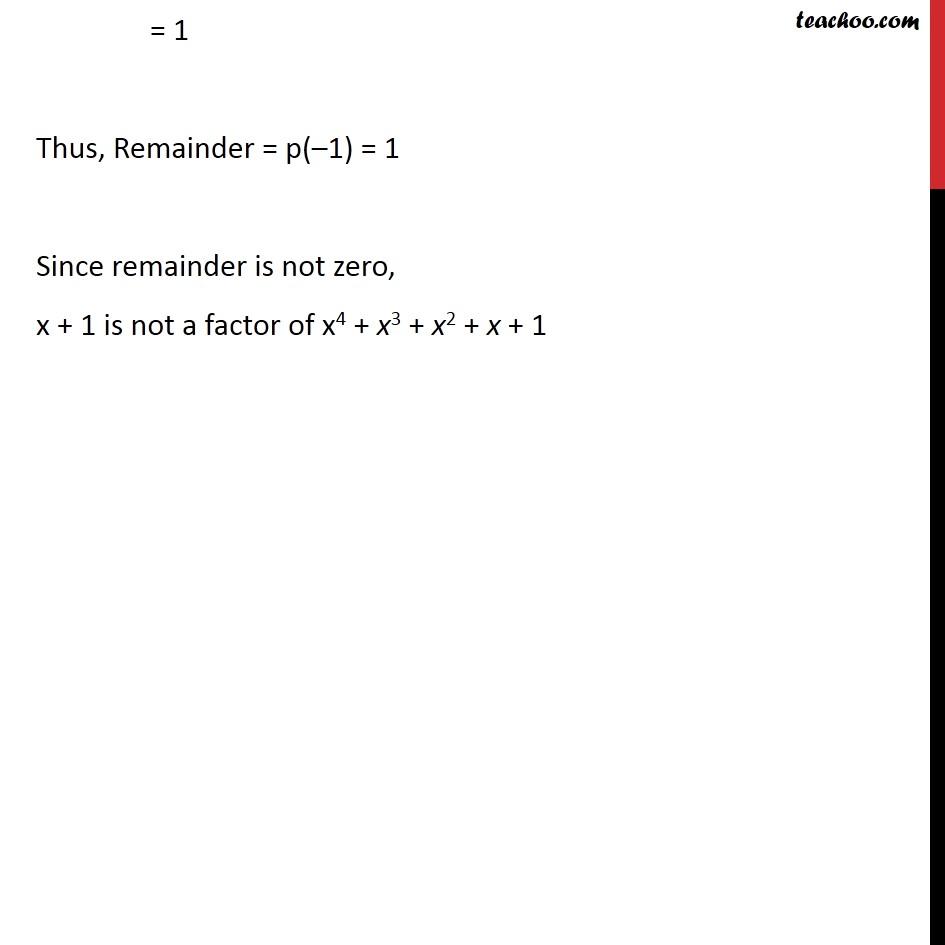 Ex 2.4,1 - Chapter 2 Class 9 Polynomials - Part 4