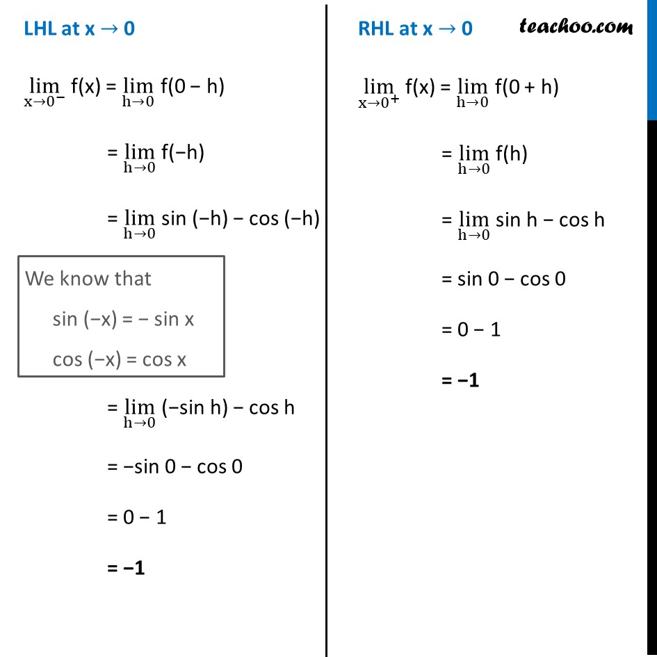 Ex 5.1, 25 - Chapter 5 Class 12 Continuity and Differentiability - Part 3