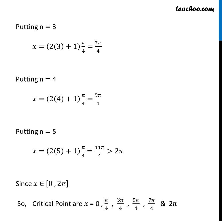 Ex 6.5,8 - Chapter 6 Class 12 Application of Derivatives - Part 3