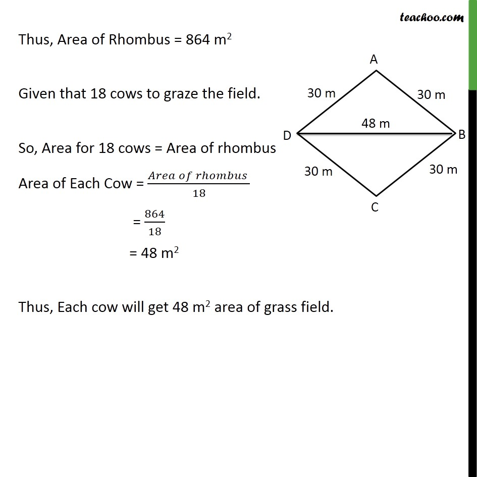 Ex 12.2, 5 - Chapter 12 Class 9 Herons Formula - Part 4