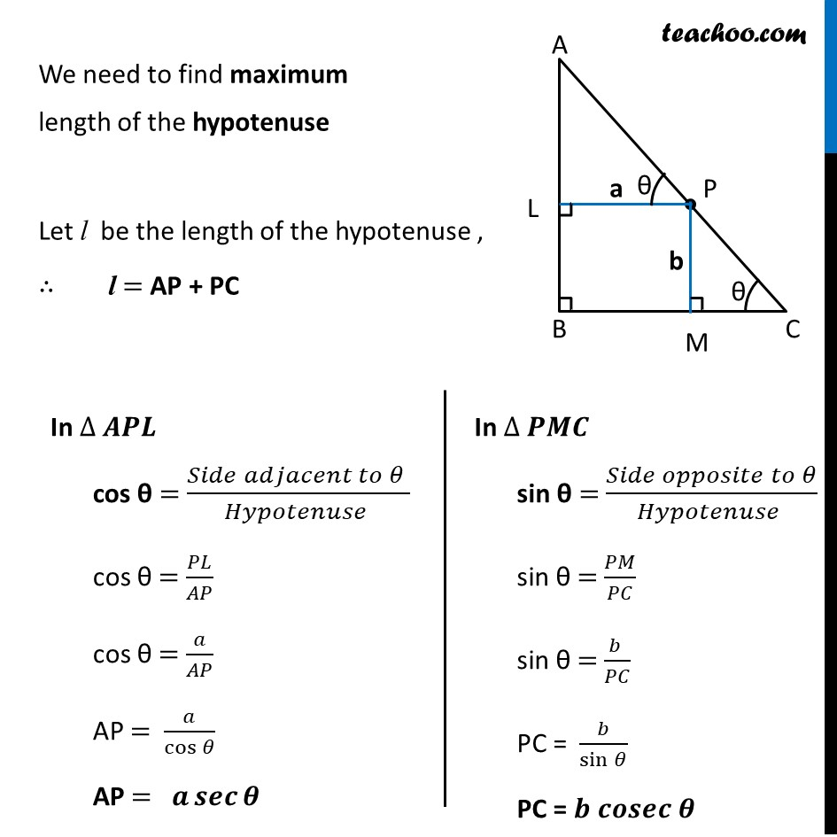 Misc 12 - Chapter 6 Class 12 Application of Derivatives - Part 2