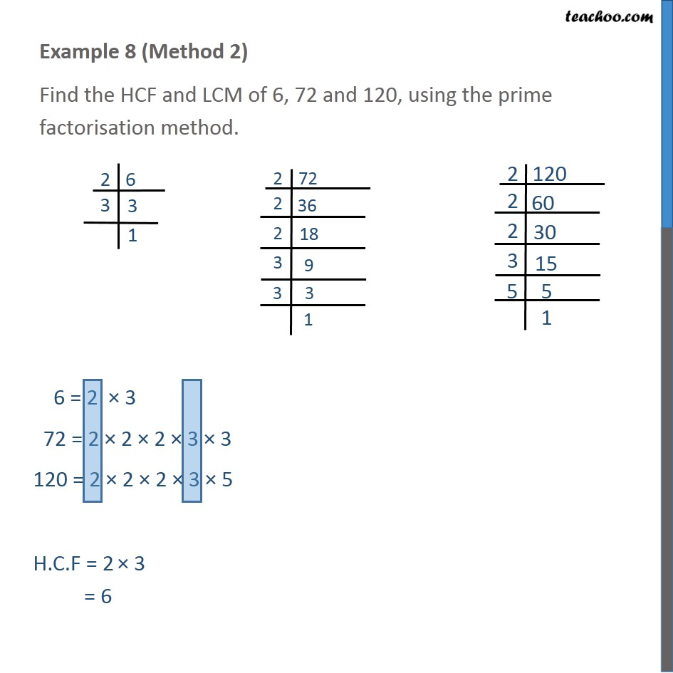 Example 8 - Chapter 1 Class 10 Real Numbers - Part 2