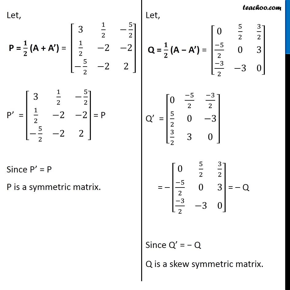 Ex 3.3, 10 - Chapter 3 Class 12 Matrices - Part 8