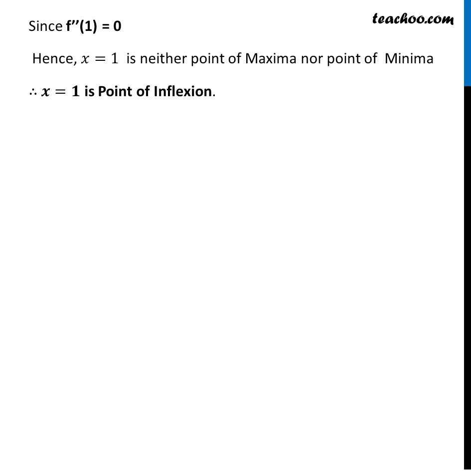 Example 30 - Chapter 6 Class 12 Application of Derivatives - Part 5