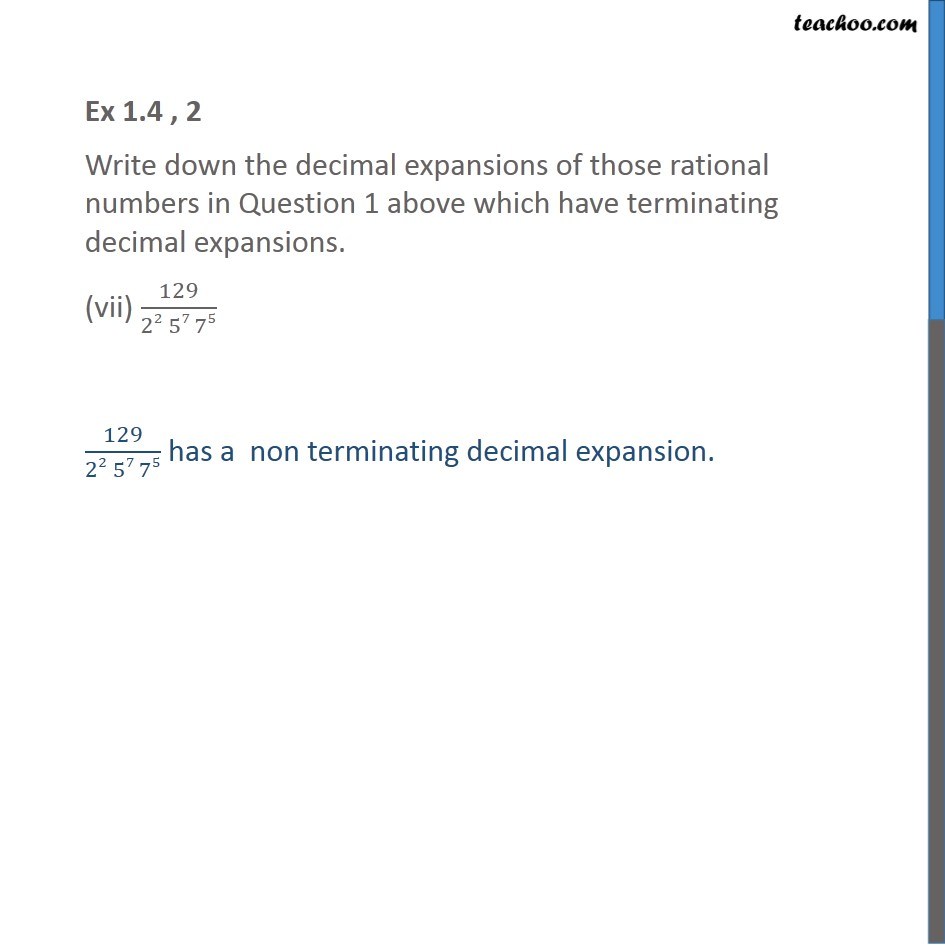 Ex 1.4, 2 - Chapter 1 Class 10 Real Numbers - Part 14