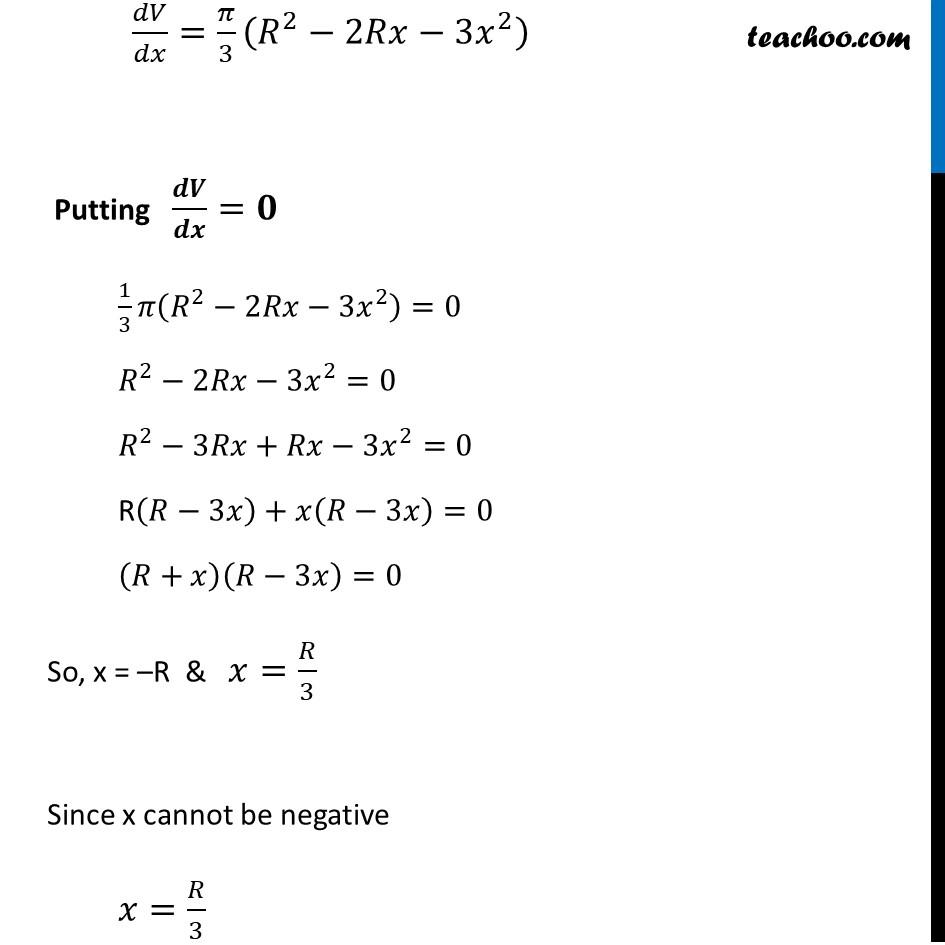 Ex 6.5,23 - Chapter 6 Class 12 Application of Derivatives - Part 4