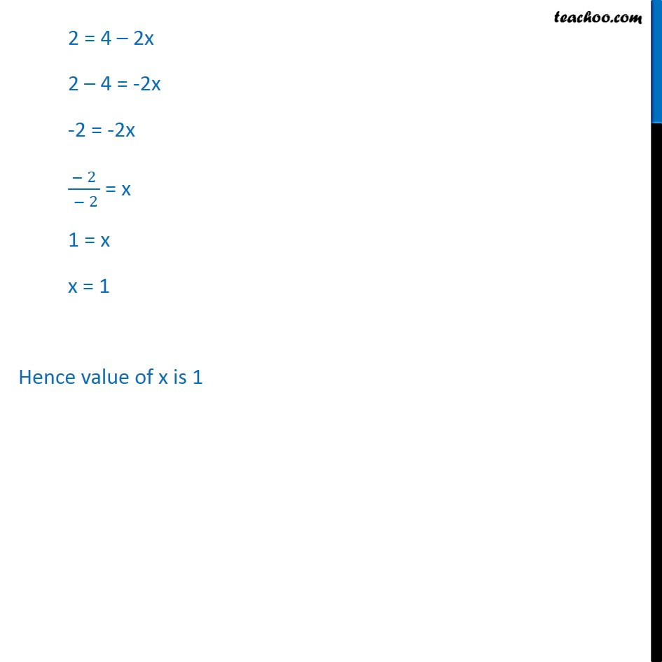 Ex 10.1, 8 - Chapter 10 Class 11 Straight Lines - Part 3