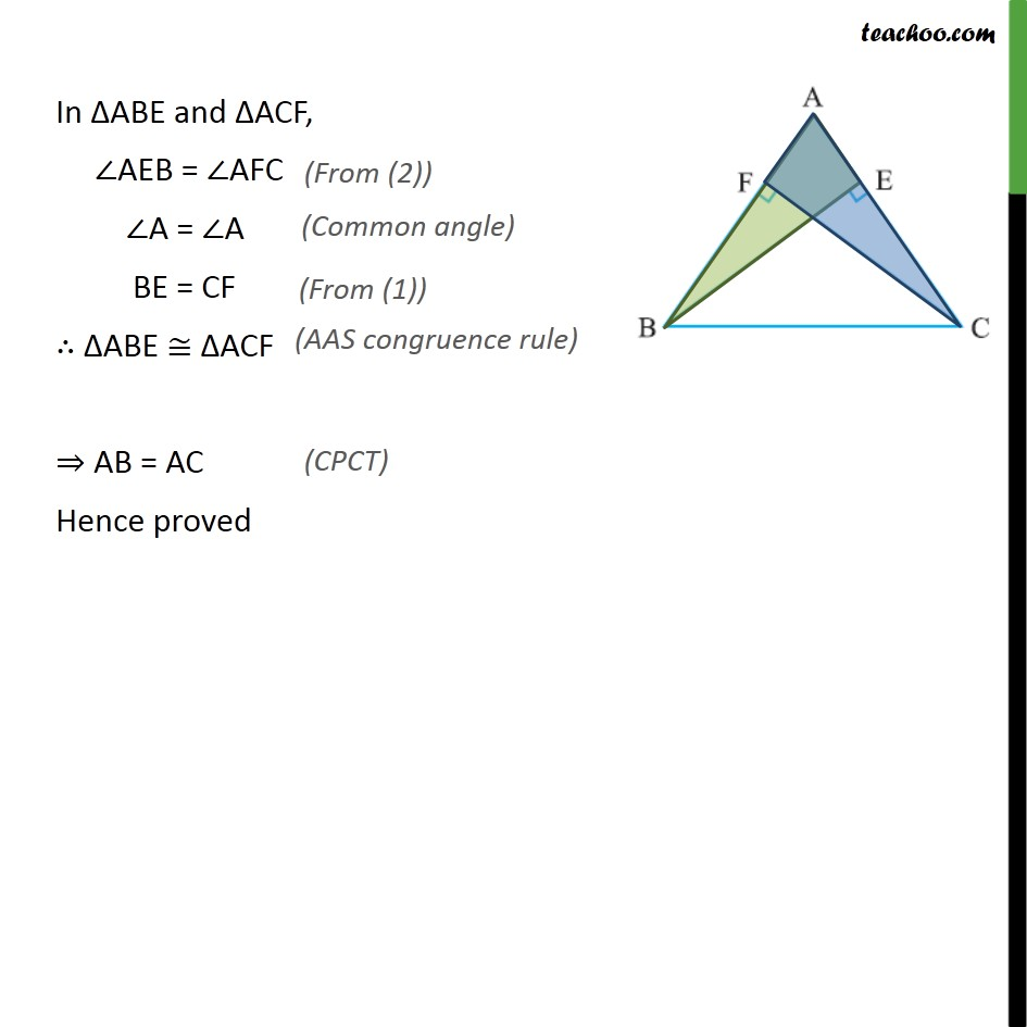 Ex 7.2, 4 - Chapter 7 Class 9 Triangles - Part 2