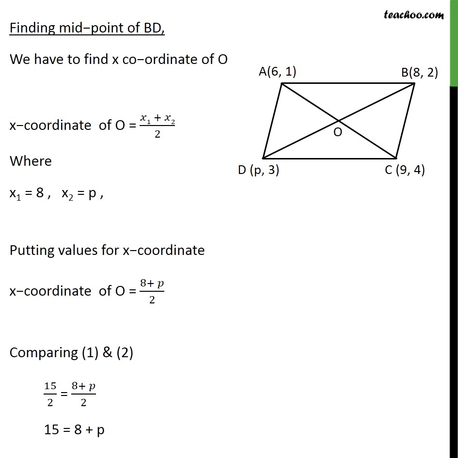 Example 10 - Chapter 7 Class 10 Coordinate Geometry - Part 3