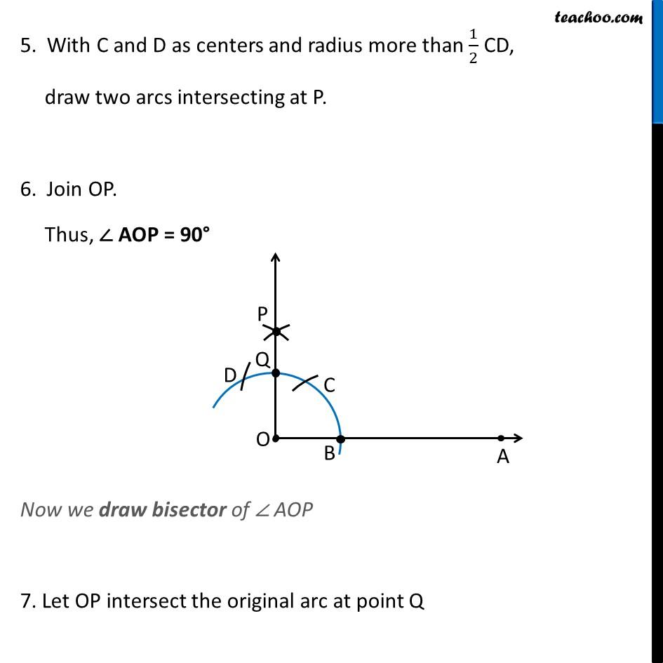 Ex 11.1, 3 (ii) - Chapter 11 Class 9 Constructions - Part 3