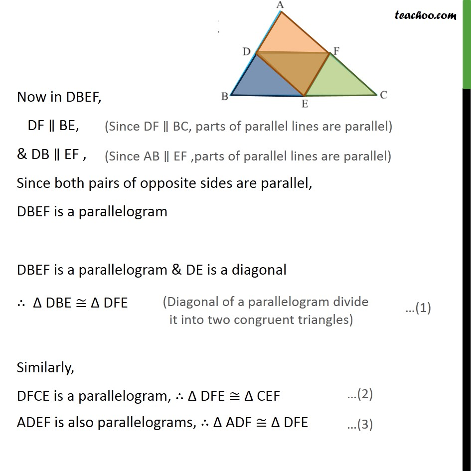 Example 7 - Chapter 8 Class 9 Quadrilaterals - Part 2
