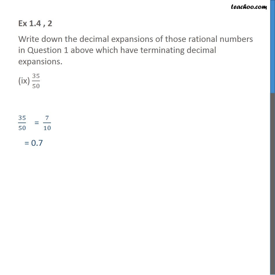 Ex 1.4, 2 - Chapter 1 Class 10 Real Numbers - Part 16