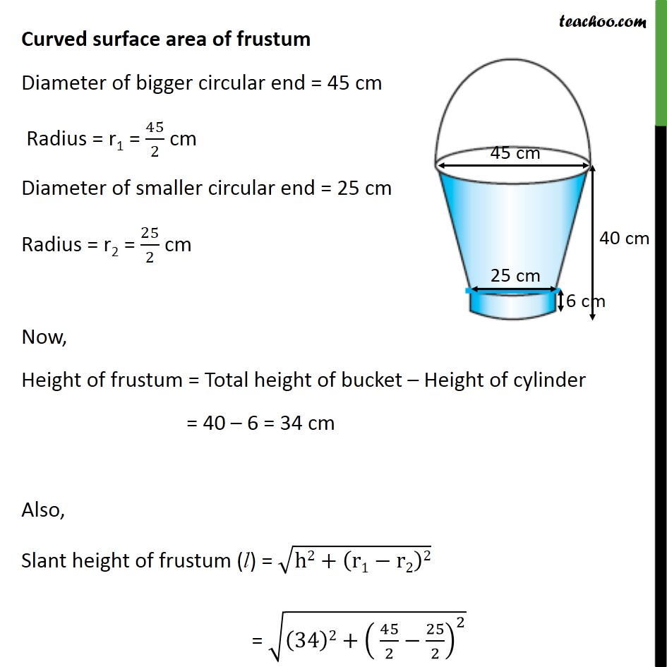Example 14 - Chapter 13 Class 10 Surface Areas and Volumes - Part 2