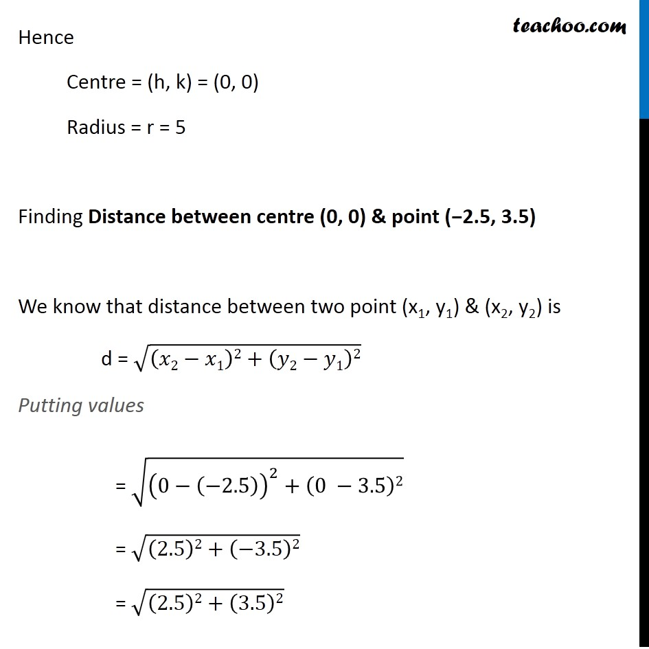 Ex 11.1,  15 - Chapter 11 Class 11 Conic Sections - Part 4