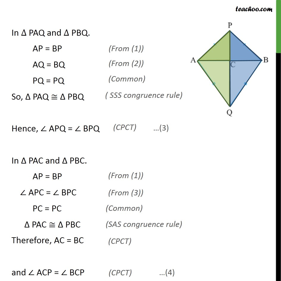 Example 7 - Chapter 7 Class 9 Triangles - Part 2