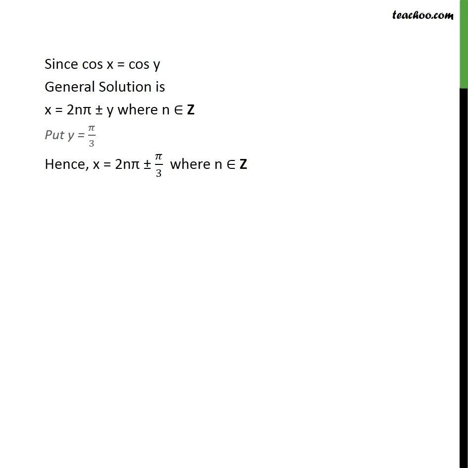 Ex 3.4, 2 - Chapter 3 Class 11 Trigonometric Functions - Part 3