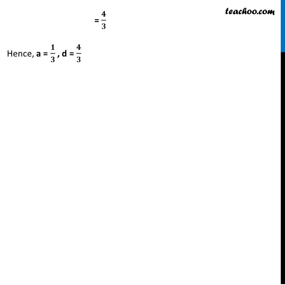 Ex 5.1, 3 - Chapter 5 Class 10 Arithmetic Progressions - Part 4