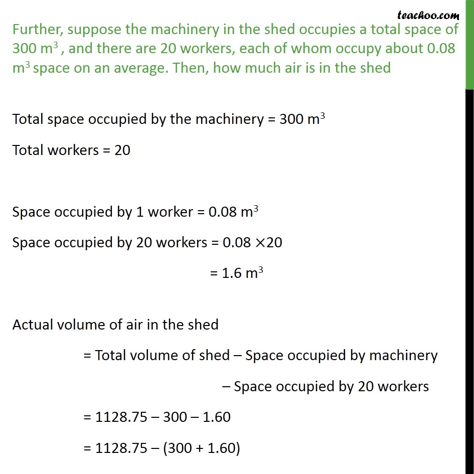 Example 5 - Chapter 13 Class 10 Surface Areas and Volumes - Part 4