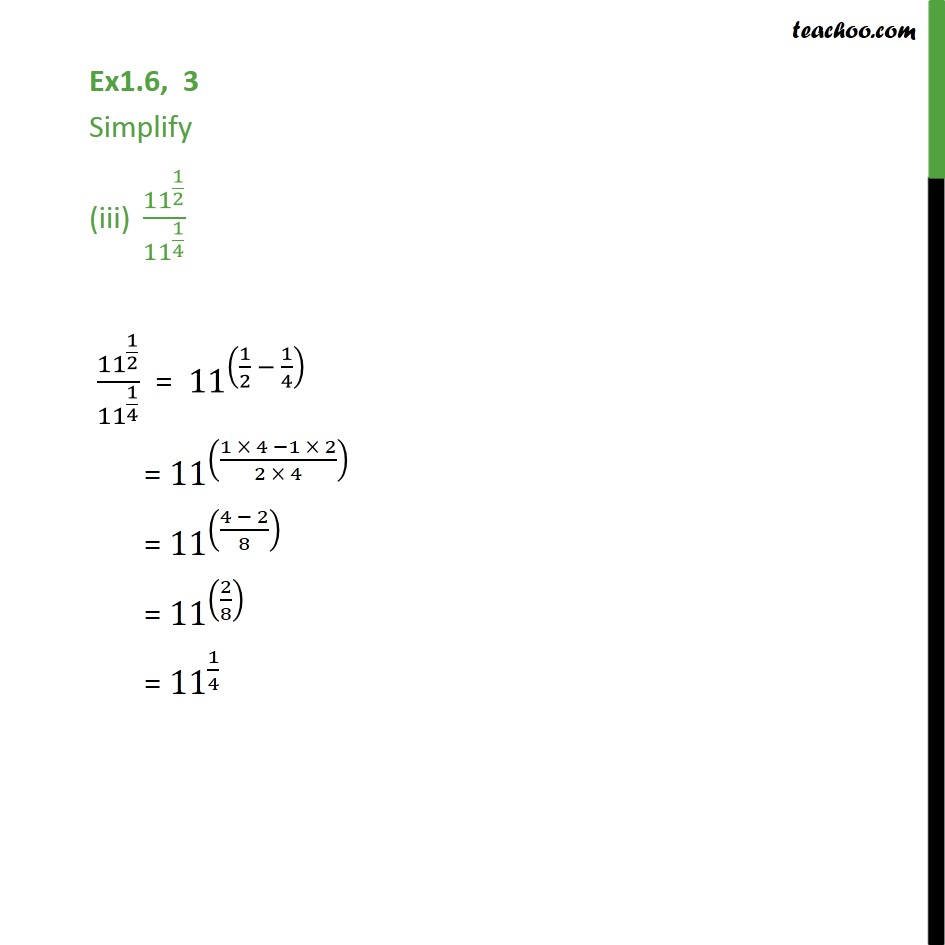 Ex 1.6,3 - Chapter 1 Class 9 Number Systems - Part 3