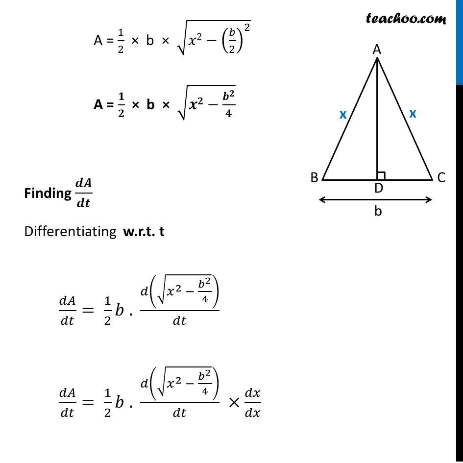 Misc 3 - Chapter 6 Class 12 Application of Derivatives - Part 4