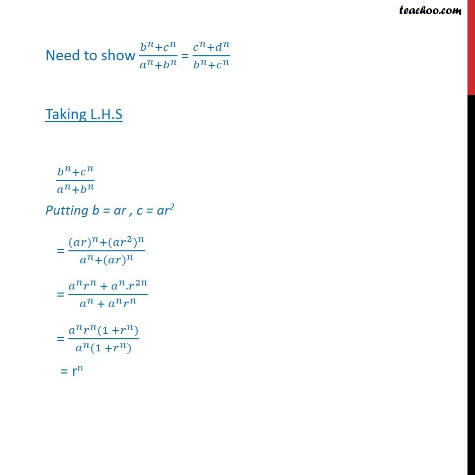 Misc 17 - Chapter 9 Class 11 Sequences and Series - Part 2
