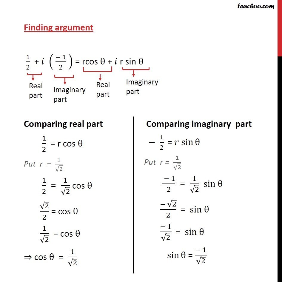 Example 13  - Chapter 5 Class 11 Complex Numbers - Part 14
