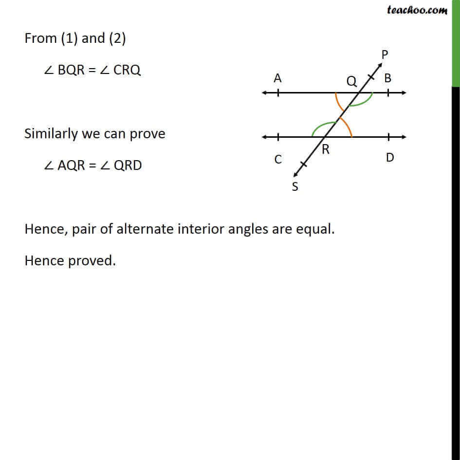 2 Theorem 6.2 - Hence pair of alternate angles are equal.jpg