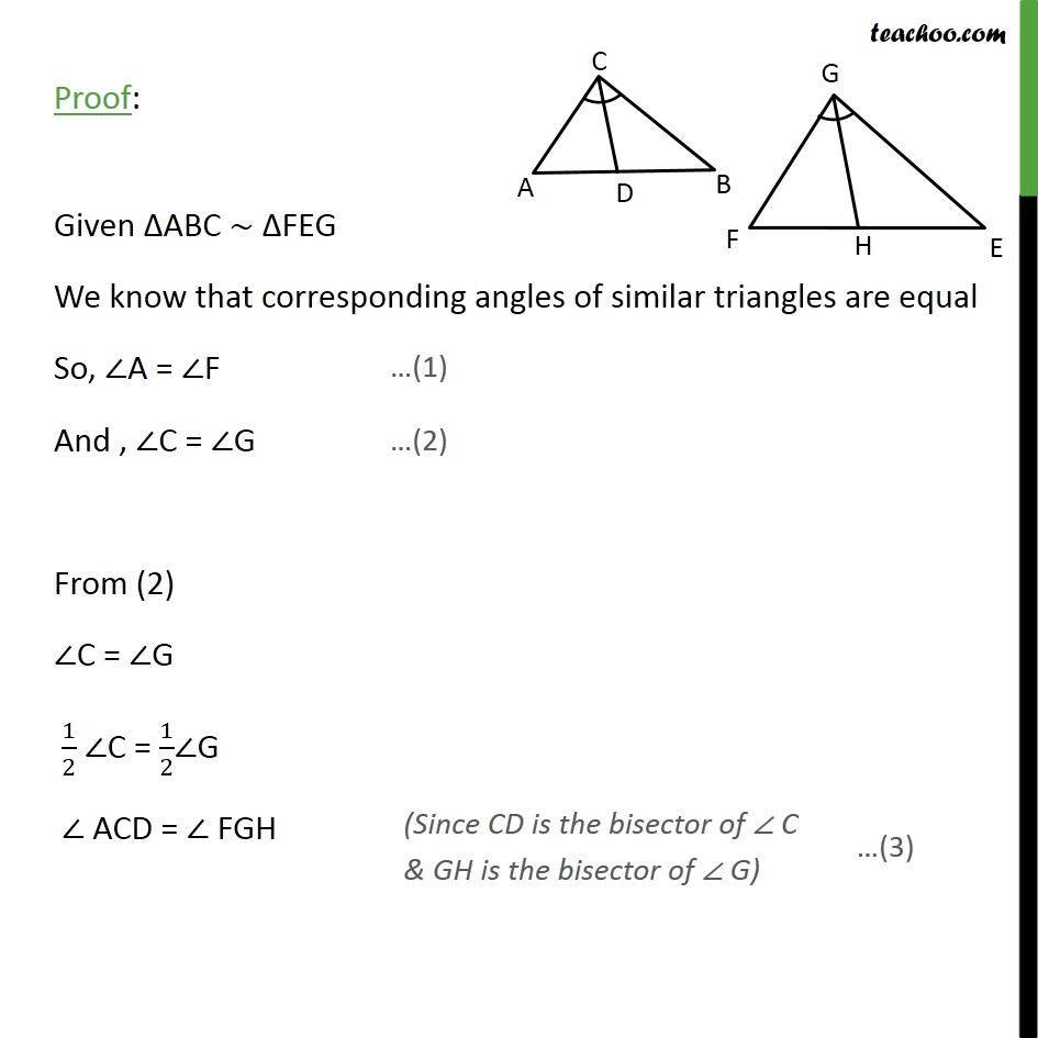 Ex 6.3, 10 - Chapter 6 Class 10 Triangles - Part 2