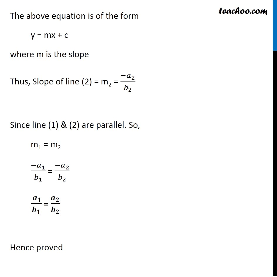 Example 16 - Chapter 10 Class 11 Straight Lines - Part 4