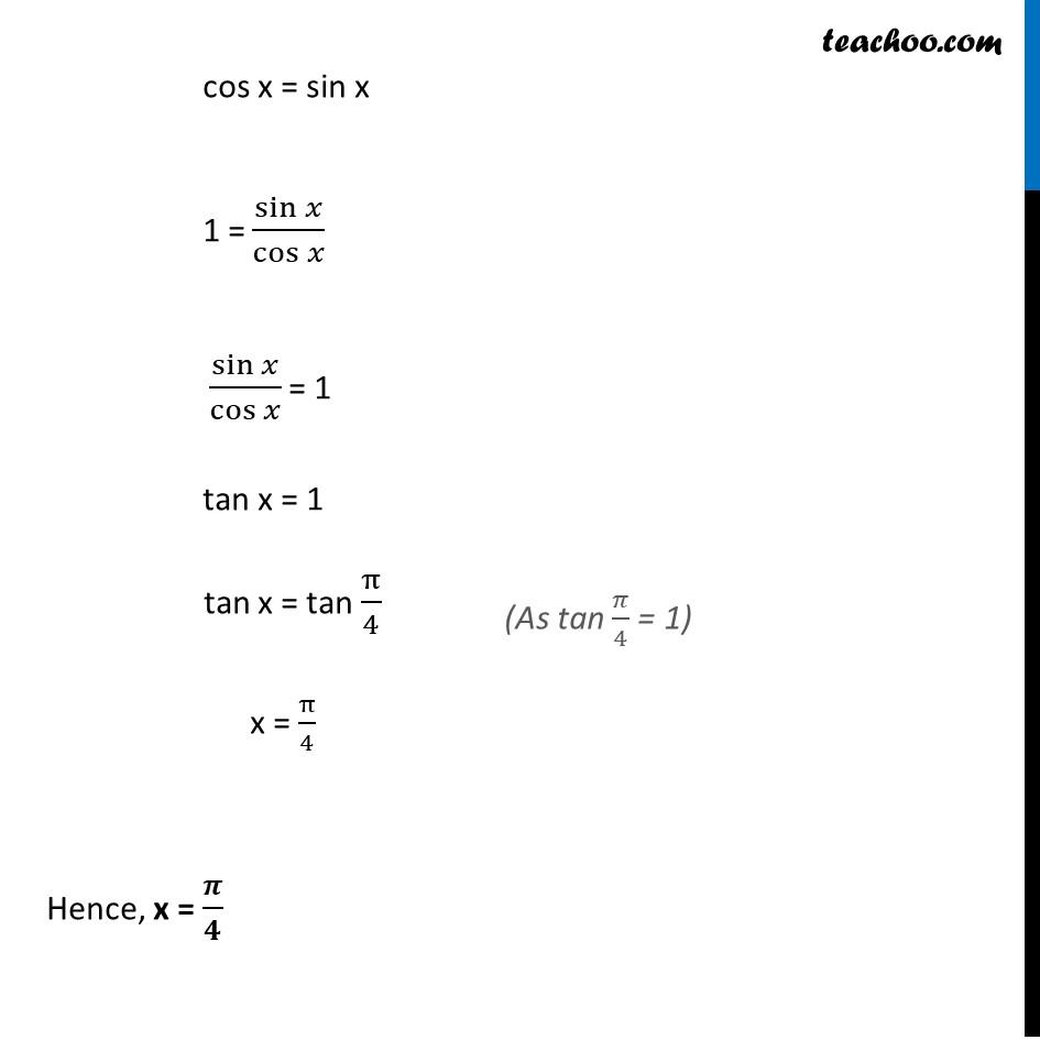 Misc. 13 - Chapter 2 Class 12 Inverse Trigonometric Functions - Part 3