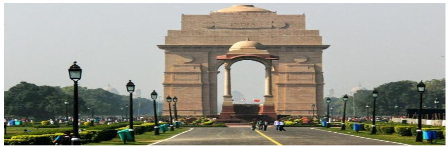 A group of students of class X visited India Gate - Teachoo.jpg