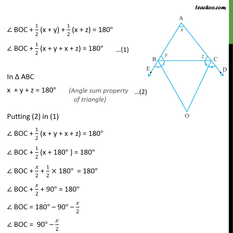 Example 8 - Chapter 6 Class 9 Lines and Angles - Part 3