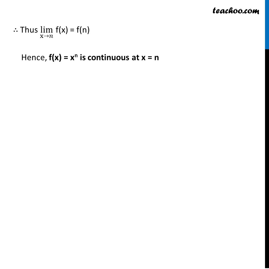 Ex 5.1 ,4 - Chapter 5 Class 12 Continuity and Differentiability - Part 2