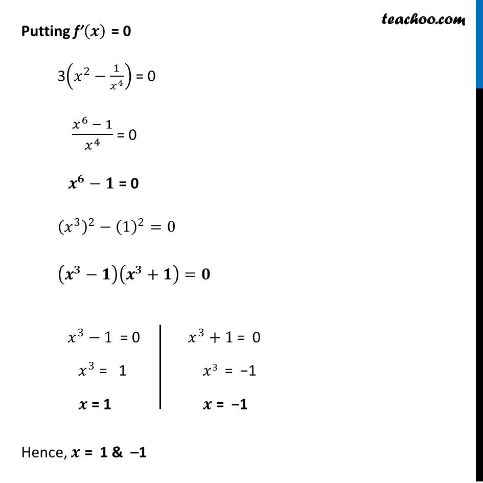 Misc 7 - Chapter 6 Class 12 Application of Derivatives - Part 2