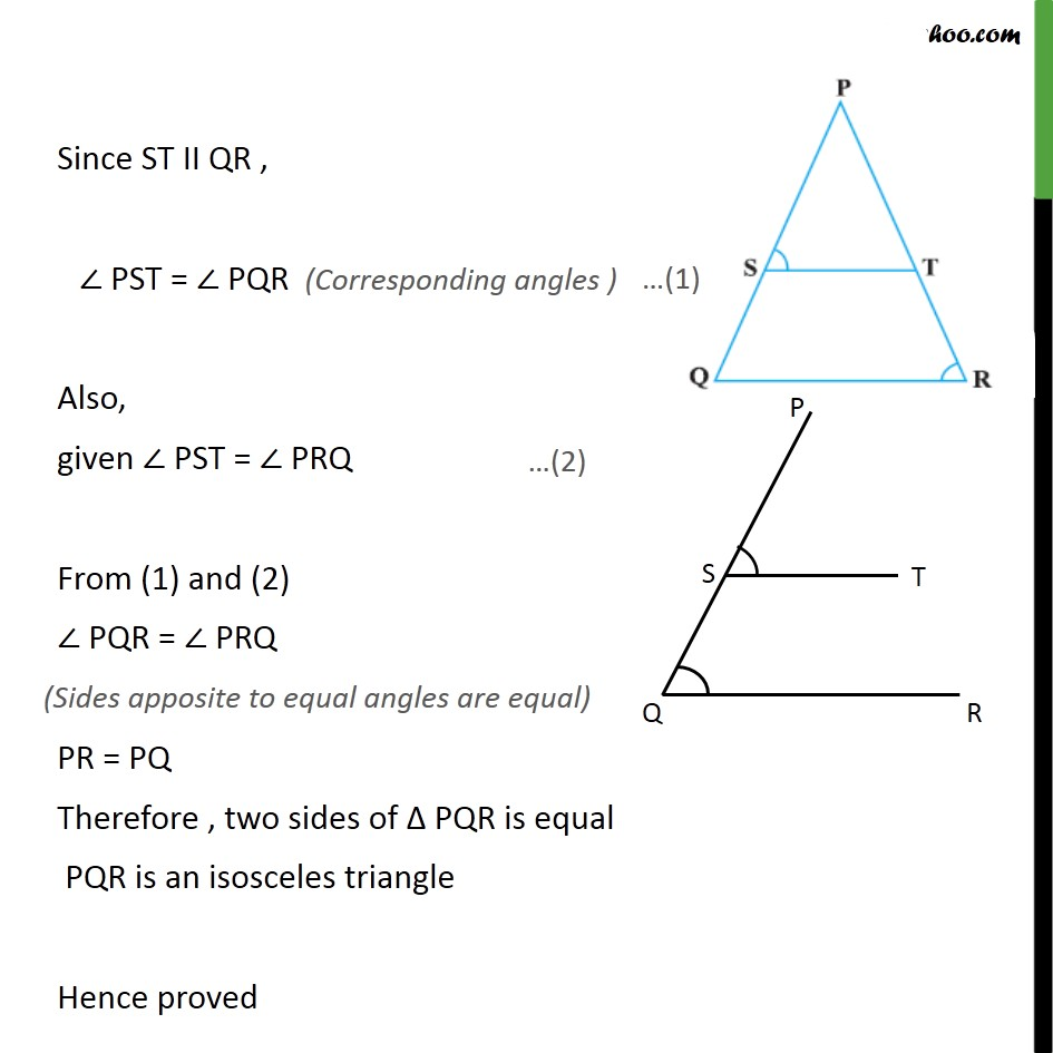Example 3 - Chapter 6 Class 10 Triangles - Part 2