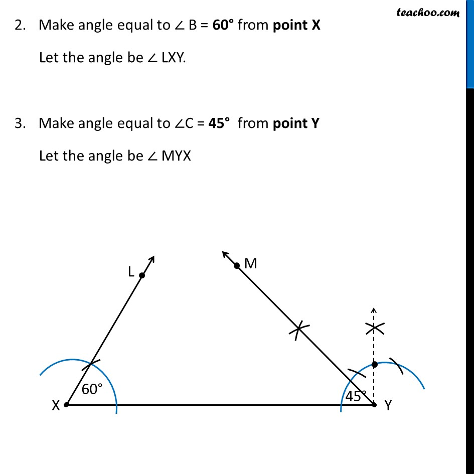 Example 1 - Chapter 11 Class 9 Constructions - Part 2