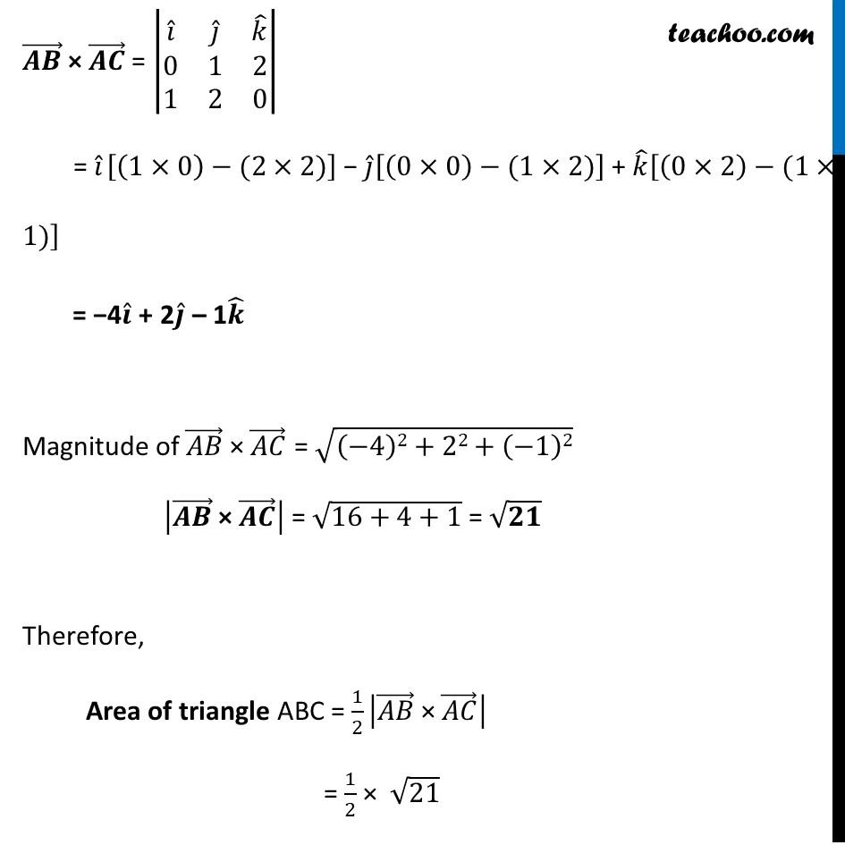 Example 24 - Chapter 10 Class 12 Vector Algebra - Part 2