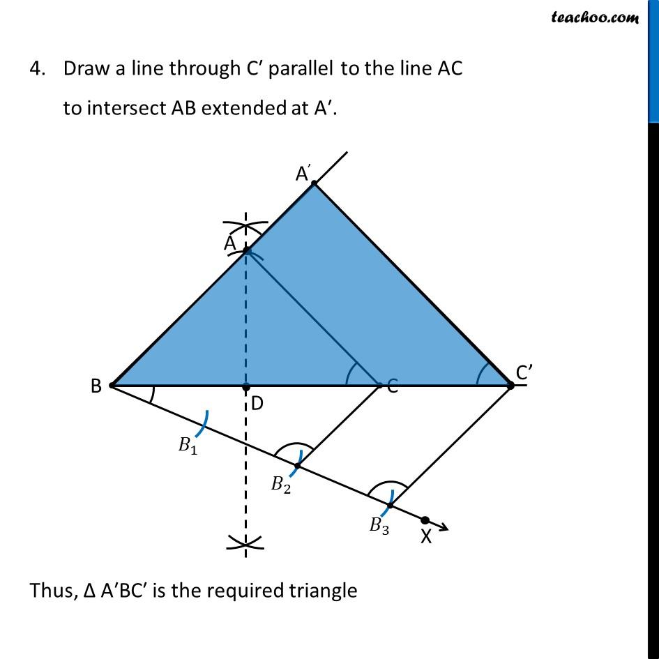 Ex 11.1, 4 - Chapter 11 Class 10 Constructions - Part 7