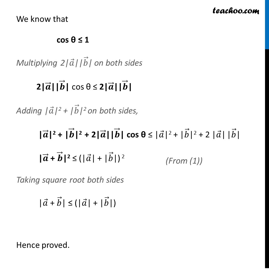 Example 20 - Chapter 10 Class 12 Vector Algebra - Part 3
