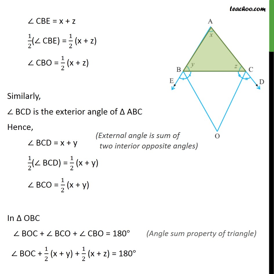 Example 8 - Chapter 6 Class 9 Lines and Angles - Part 2
