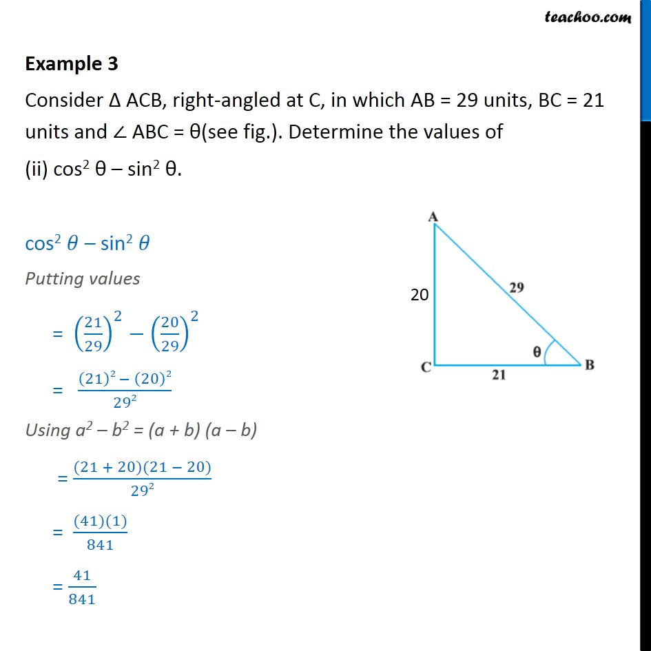 Example 3 - Chapter 8 Class 10 Introduction to Trignometry - Part 4