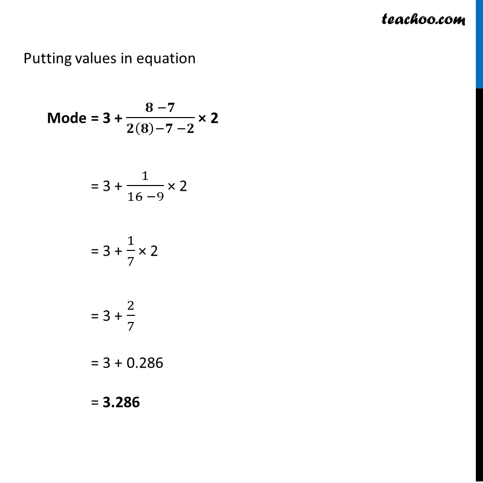 Example 5 - Chapter 14 Class 10 Statistics - Part 2