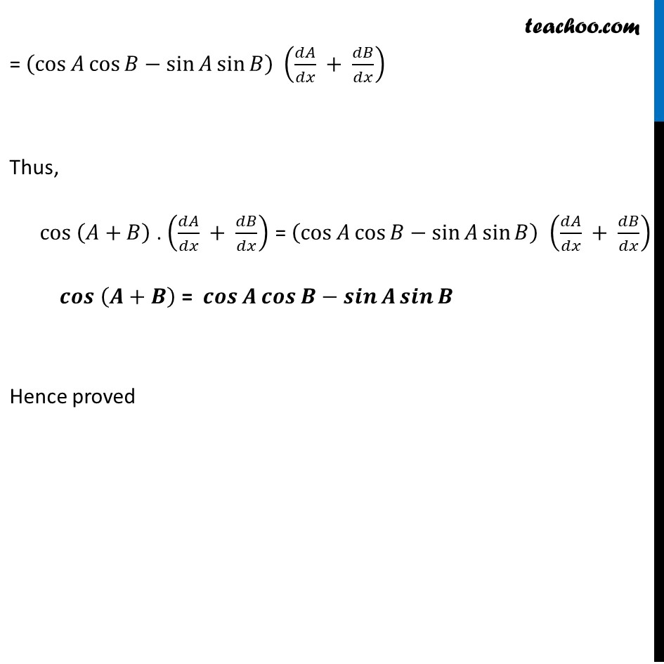 Misc 20 - Chapter 5 Class 12 Continuity and Differentiability - Part 3