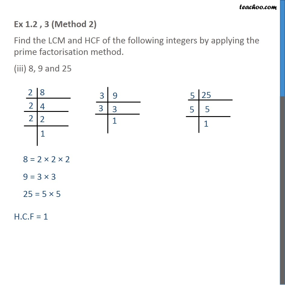 Ex 1.2, 3 - Chapter 1 Class 10 Real Numbers - Part 8