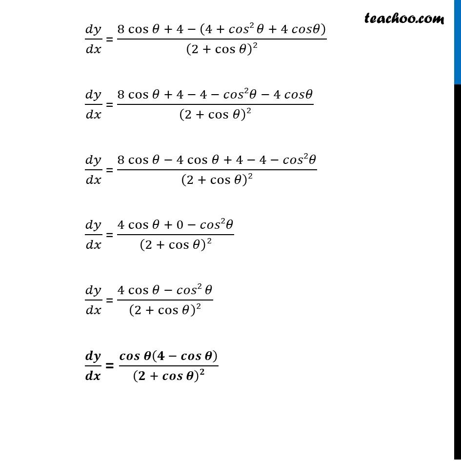 Ex 6.2,9 - Chapter 6 Class 12 Application of Derivatives - Part 3